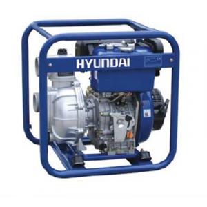 Hyundai DHYH80E Yüksek Basınçlı Dizel Su Motoru Marşlı 10 HP Büyük Depolu