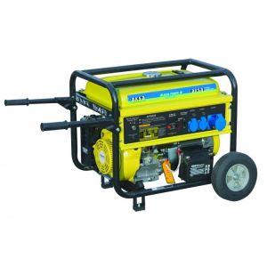 Aksa AAP 8000 E Benzinli Portatif Jeneratör Marşlı Monofaze 8 kVA