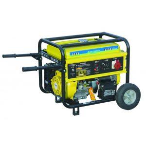 Aksa AAP 8000E3 Benzinli Portatif Jeneratör Marşlı Trifaze 8 kVA