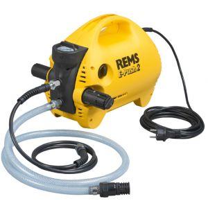 REMS E-Push 2 Elektrikli Basınç Test Pompası Art-115500