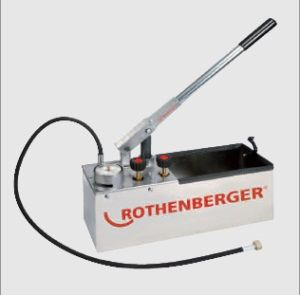 Rothenberger RP 50-S INOX Hassas Test Pompası No:60203