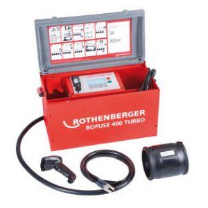 Rothenberger Rofuse 1200 Turbo Elektrofüzyon Kaynak Makinası No:1000001000