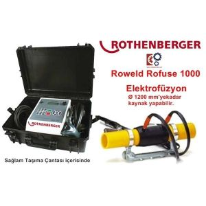 Rothenberger Roweld Rofuse 1200 No:1099933