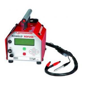 Rothenberger Roweld Rofuse Basic 48 V 2.0 Elektrofüzyon Kaynak Cihazı No:1500000856