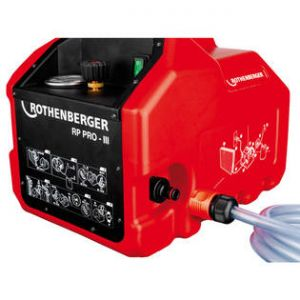 Rothenberger RP PRO III Elektrikli Test Pompası No.61185