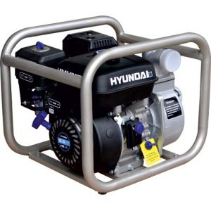 Hyundai HWP80 Benzinli Su Motoru İpli 6.5 Hp