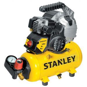 Stanley HY 227/8/6E 6 LT. 2 HP Yağlı Hava Kompresörü HYBRID Teknoloji