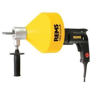 REMS Mini-Cobra A Elektrikli Boru ve Gider Temizleme Makinası Art-170020