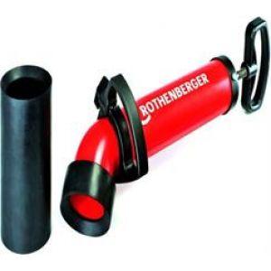 Rothenberger ROPUMP SUPER PLUS Profesyonel Emme Basma Pompası (2 Adaptör ile) No.072070X