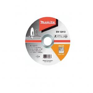 Makita D-12217 Kesme Diski 115x1mm Metal 10 Adet