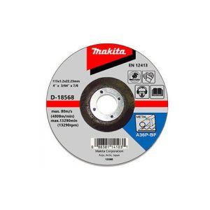 Makita D-18568 Kesme Diski 115x3mm Metal 50 Adet