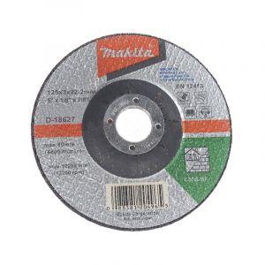 Makita D-18627 Kesme Diski 125x3mm Metal 25 Adet