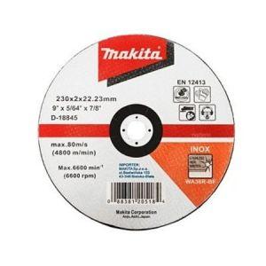 Makita D-18845 Kesme Diski 230x2mm Metal 25 Adet