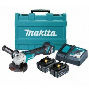 Makita DGA504RFE Avuç Taşlama 18 V 3.0 Ah Li-ion
