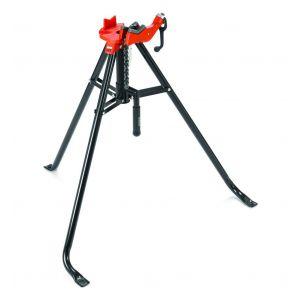 Ridgid 1/8 - 2 1/2 3 - 60mm  Zincirli Üç Ayaklı Boru Mengenesi