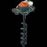 Oleo-Mac MTL 51 Toprak Burgu Makinası 8-20 cm