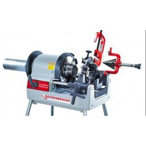 Rothenberger SUPERTRONIC 3 SE Taşınabilir Tezgah Tipi Pafta Makinası No:56255