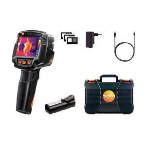 Testo 871 Mobil Uygulamalı Termal Kamera (Sıcaklık ve Su Kaçağı Tespit Cihazı)