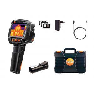 Testo 872 Mobil Uygulamalı Termal Kamera (Sıcaklık ve Su Kaçağı Tespit Cihazı)