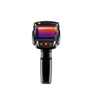 Testo 865 Termal Kamera (Sıcaklık ve Su Kaçağı Tespit Cihazı)